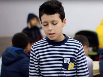 قراءة الطالب : حمزة الحسن من سورة عبس ضمن مرحلة التأهيل